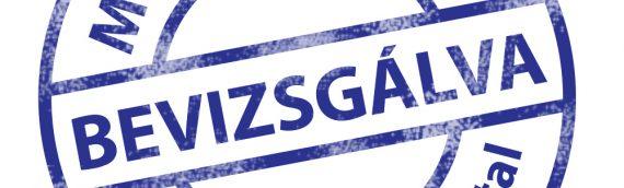 Postai ragszám vonalkódos címke megfelelés a Magyar Postánál